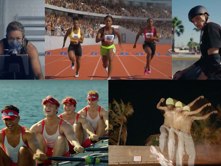 How brands are riding the Olympic wave