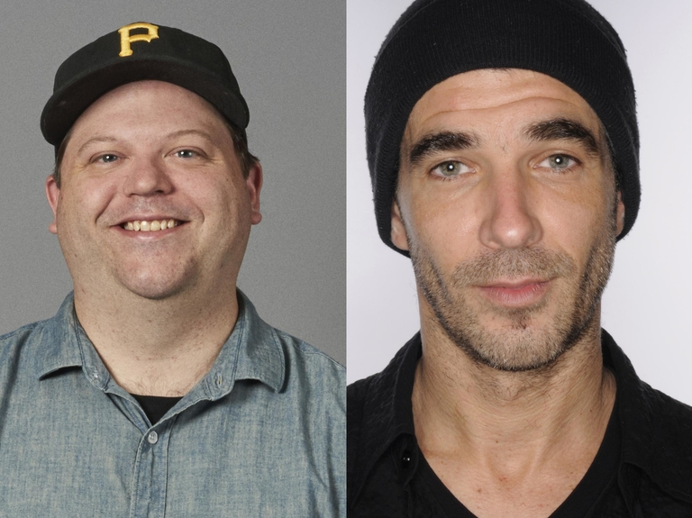 Creativity Award 2019 Creative Directors of the Year: Ryan O'Rourke and Alberto Ponte, Wieden & Kennedy