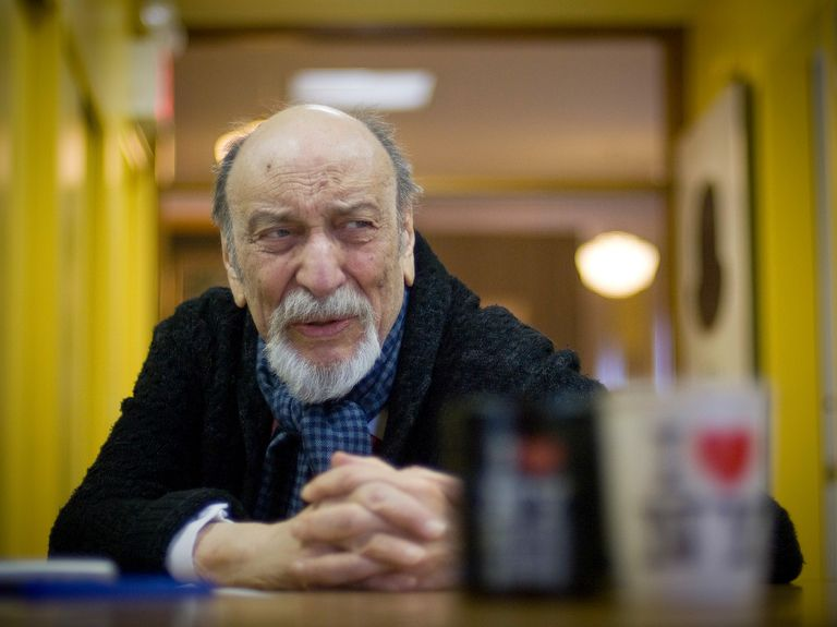 Milton Glaser, designer of the iconic 'I ♥ NY' logo, dies