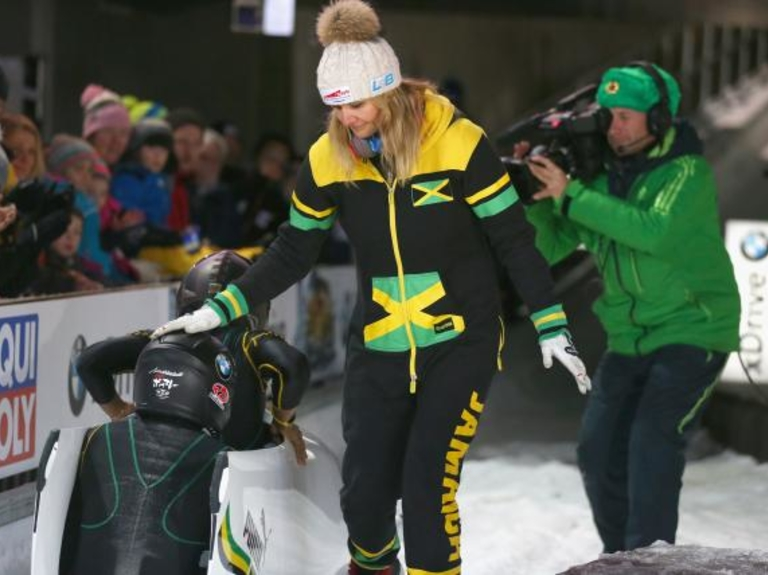 No Sled? No Problem: Red Stripe Keeps Jamaican Bobsled Team's Dream Alive