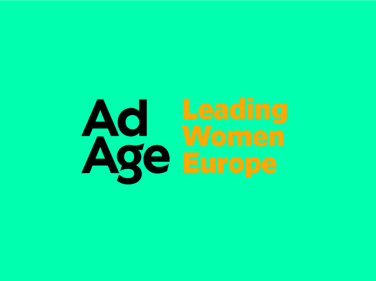 Final days to enter Ad Age Leading Women Europe 2021