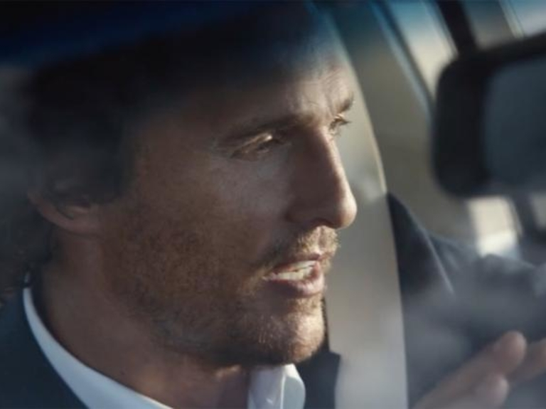 See McConaughey's Latest Lincoln Ad