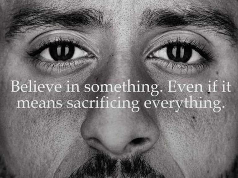 Nike is Ad Age's Marketer of the Year for 2018