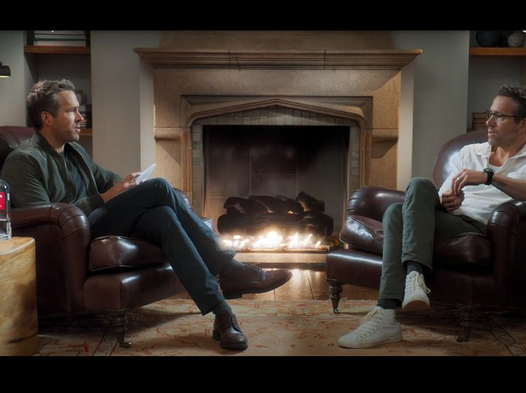 Ryan Reynolds and 'twin brother' announce Maximum Effort acquisition by MNTN