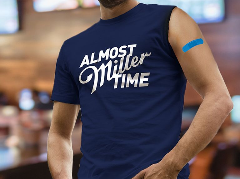 Free Budweisers for the vaccinated, and 'Vax Tee' from Miller Lite: Trending