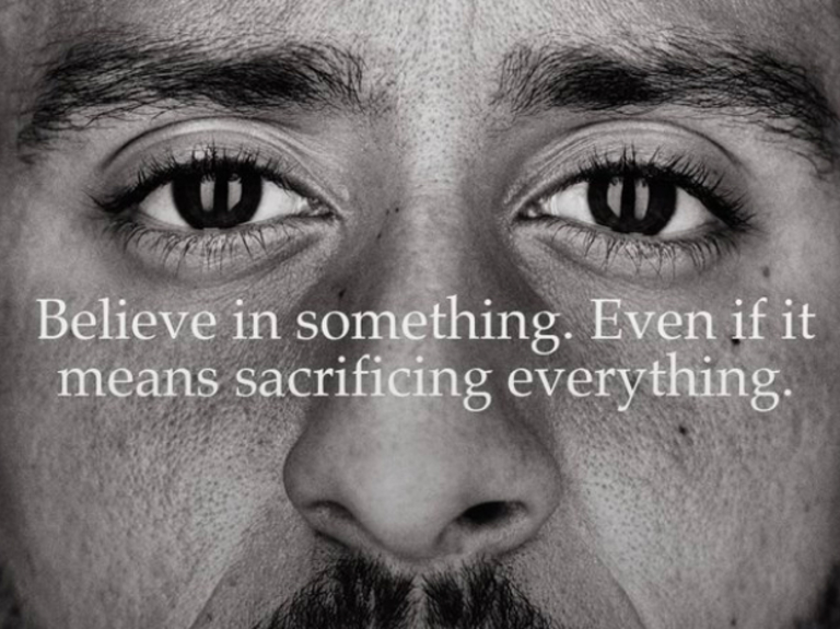 Creativity Award 2019 Campaign of the Year: Nike, 'Just Do It—Dream Crazy'
