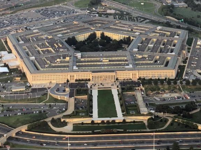 Google drops out of Pentagon's $10 billion cloud competition