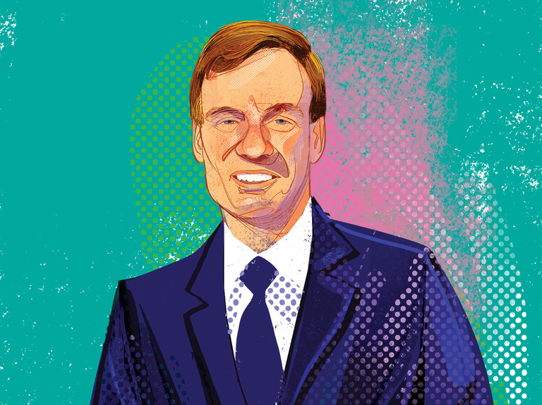 Sen. Mark Warner on regulating the platforms: 'There is more we can do'