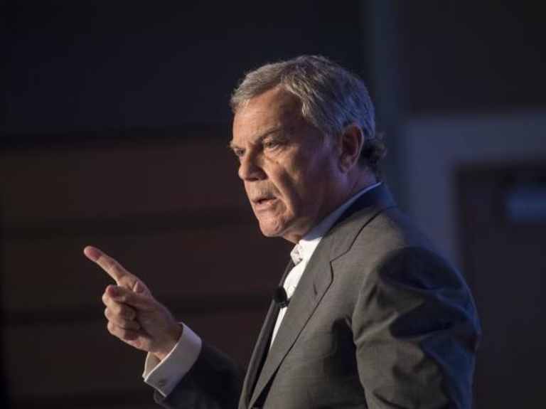 Martin Sorrell on the plan for S4 Capital and the state of WPP