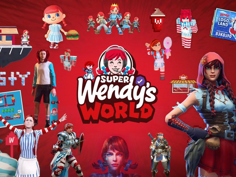 How Wendy's infiltrated the video game universe