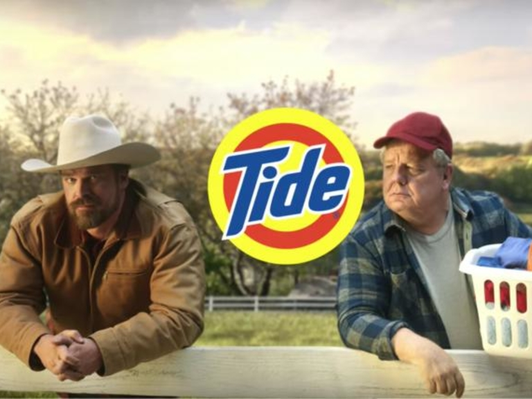 Another Tide ad award, and (surprise) a second Film Grand Prix for P&G's 'The Talk'