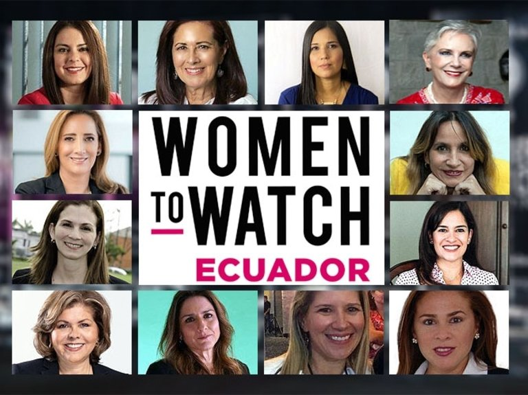 Meet the Women to Watch, Ecuador 2019