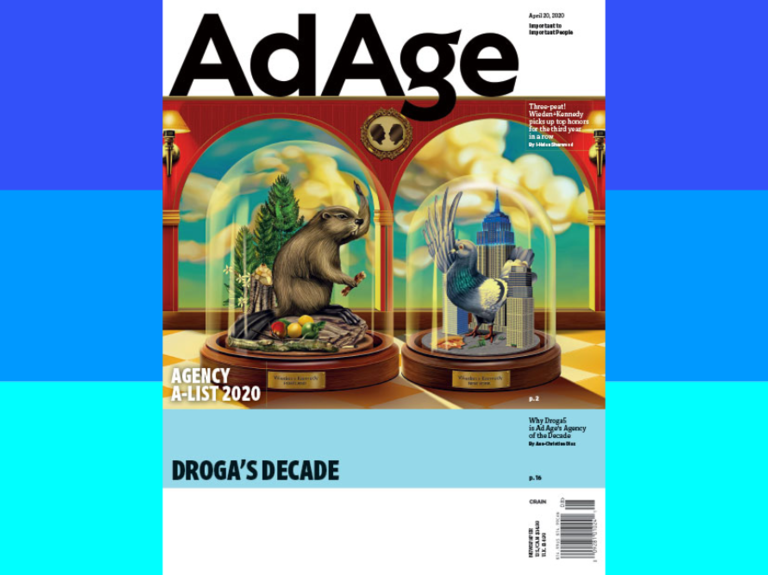 Subscriber Exclusive: Ad Age April 20, 2020 Issue