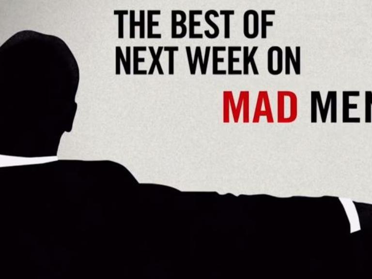 Watch Seth Meyers' Series-Long 'Next Week on Mad Men' Supercut