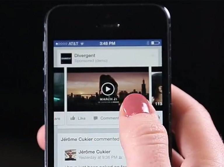Facebook Extends Autoplay Video Ads to Outside Mobile Apps