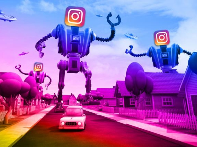 You Can't Stop Instagram Bots by Looking. Brands Have to Stop Buying Them