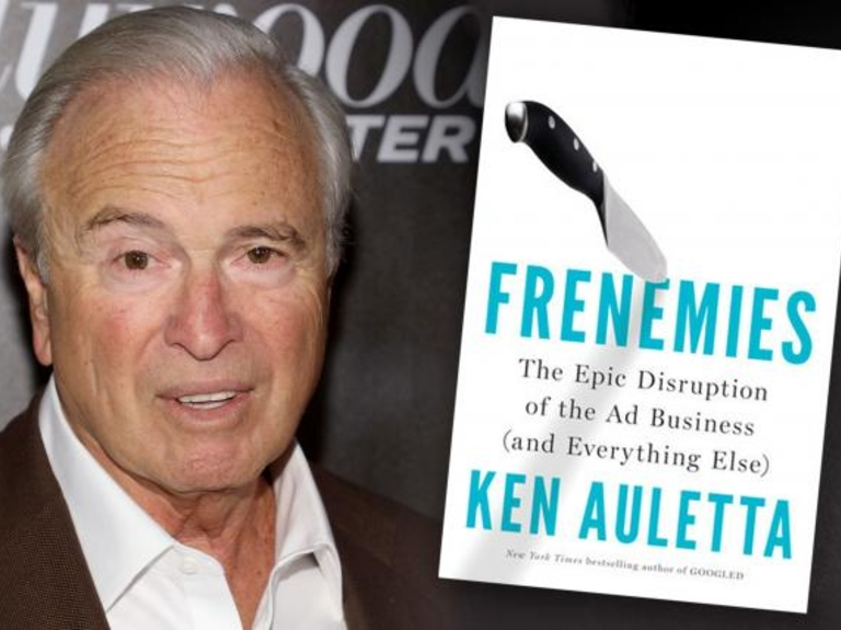 Review: 'Frenemies' by Ken Auletta is a tour through the circles of industry hell