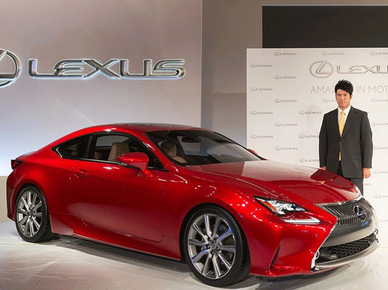 Lexus wins big with sponsorship of Masters winner Matsuyama
