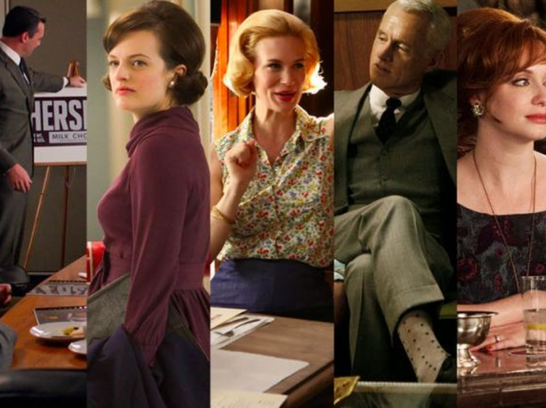 See Brands and Ad Agencies Live-Tweet the End of 'Mad Men'