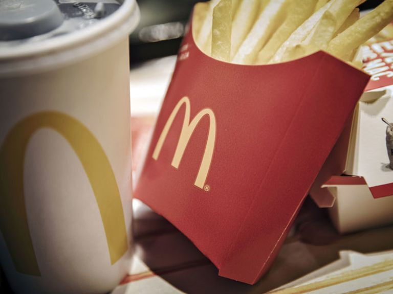 McDonald's pledges to buy more from diverse-owned suppliers