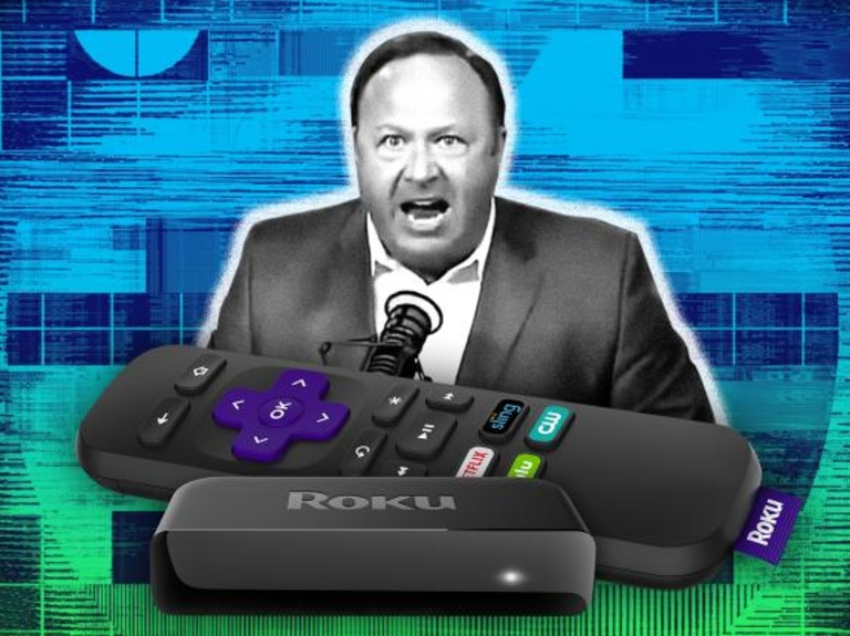 Roku pulls new Alex Jones and InfoWars channel after backlash