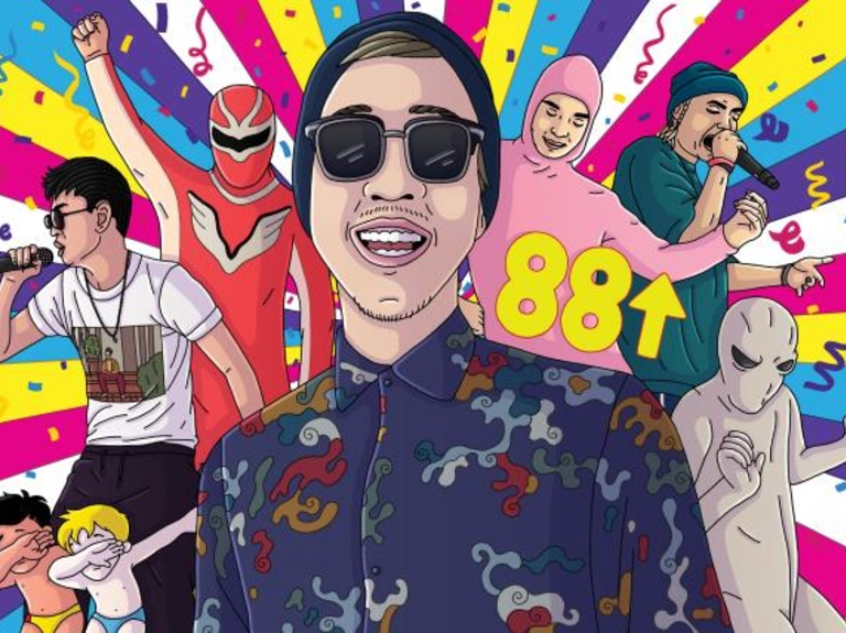 Q&AA: 88rising's Sean Miyashiro wants to build 'Disney for Asian culture'