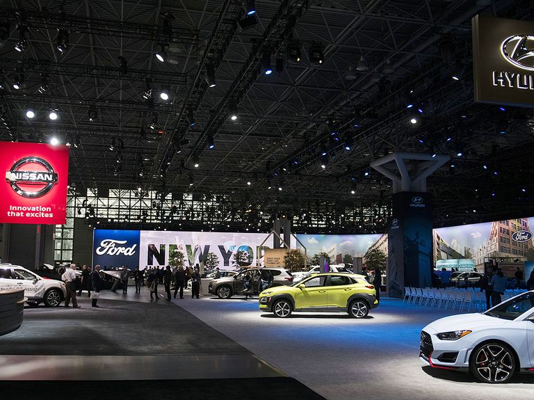 New York auto show canceled amid rising COVID-19 cases, new restrictions
