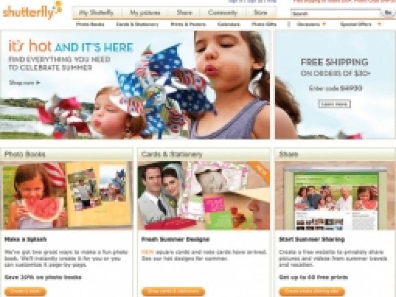 Shutterfly Bets Kodak Gallery Users' Precious Memories Are
