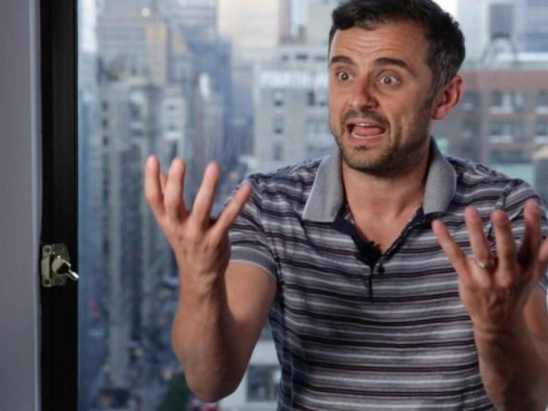 Gary Vaynerchuk drops some F bombs on Publicis Media