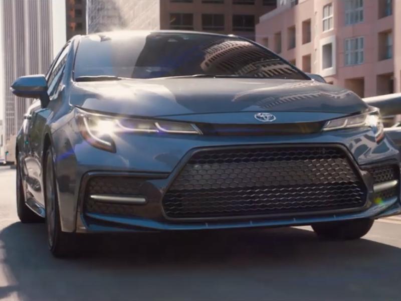 adage.com - Toyota tries 'disruptive' Corolla campaign
