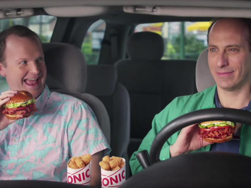 Sonic looks for new agency after eight years with Goodby
