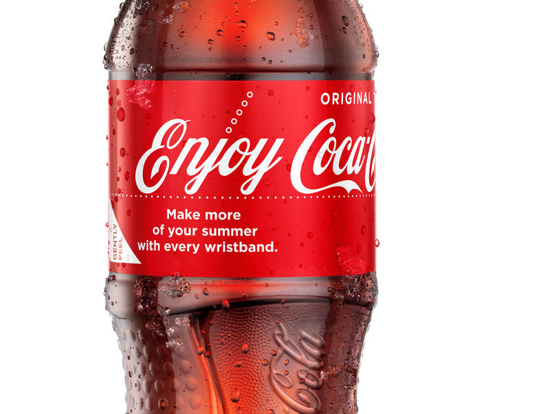 Share A Coke Names List 2020.Coca Cola Adds Enjoy To Packaging In Summer Push Adage
