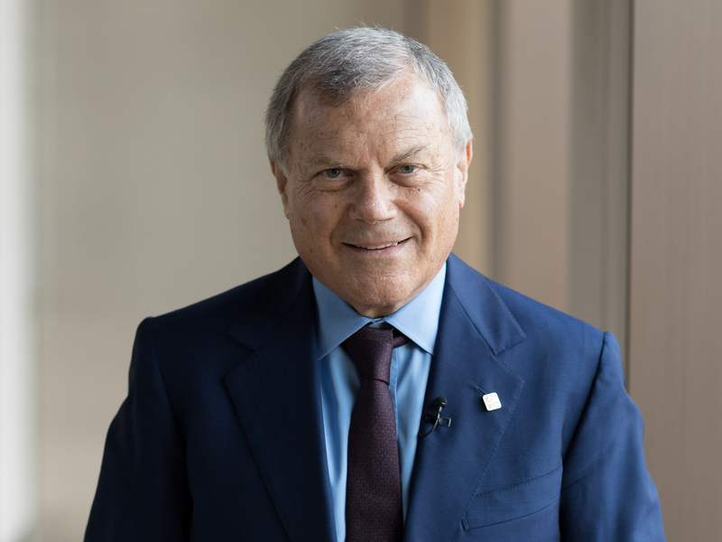 Q&A: Martin Sorrell discusses S4 Capital's strong first quarter, says data 'is not the enemy'