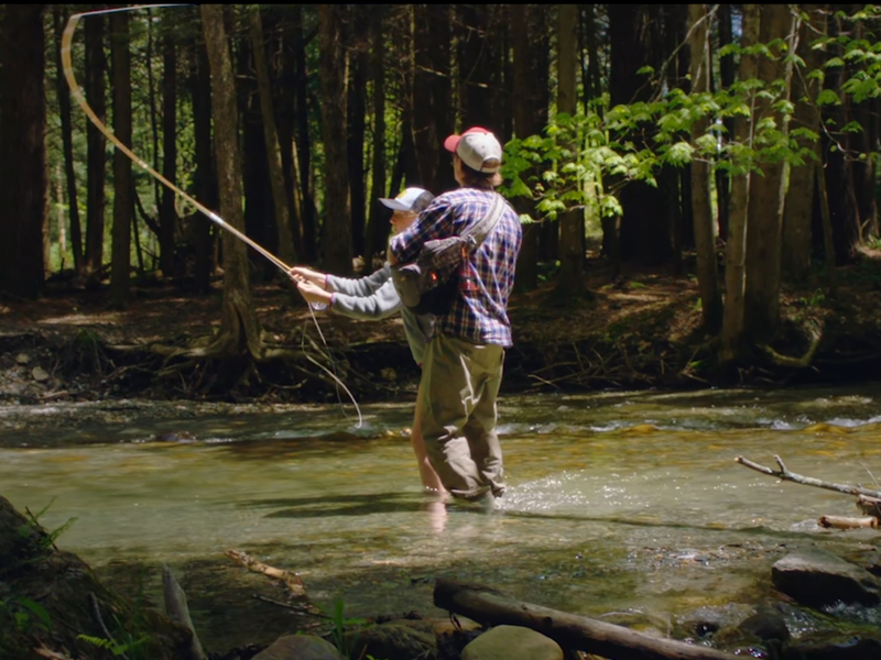 Why outdoors brand Orvis is turning to TV | AdAge
