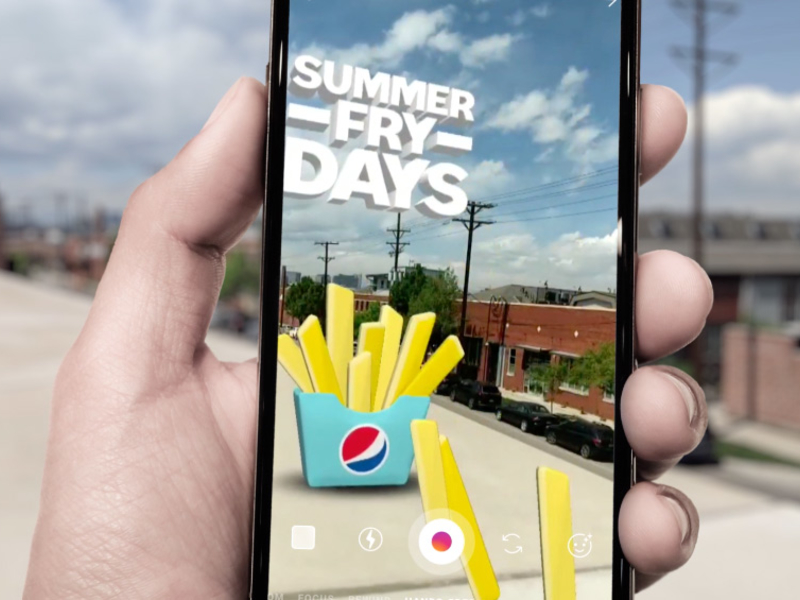 Pepsi goes Instagram-heavy for summer campaign
