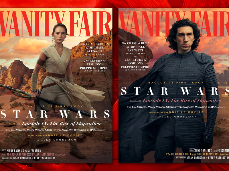Vanity Fair does Star Wars, the Vogue thief, Esquire's editor to exit: Publisher's Brief