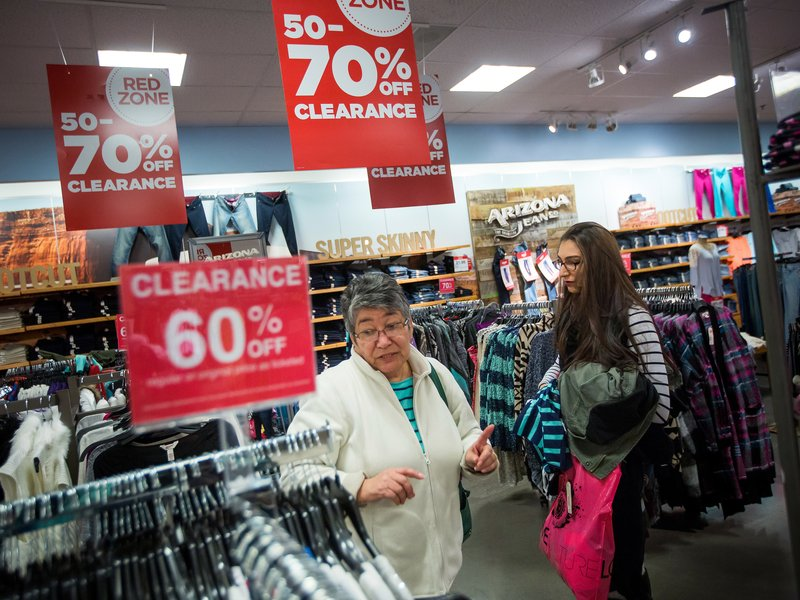 Retailers reeling, more trouble in store