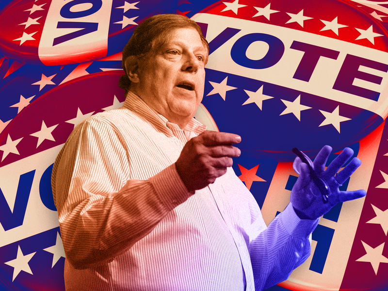 Mark Penn discusses direct-to-consumer tactics for electoral marketing
