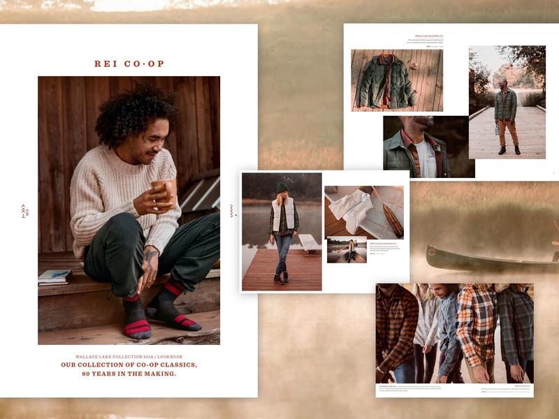 REI shelves catalog for print magazine