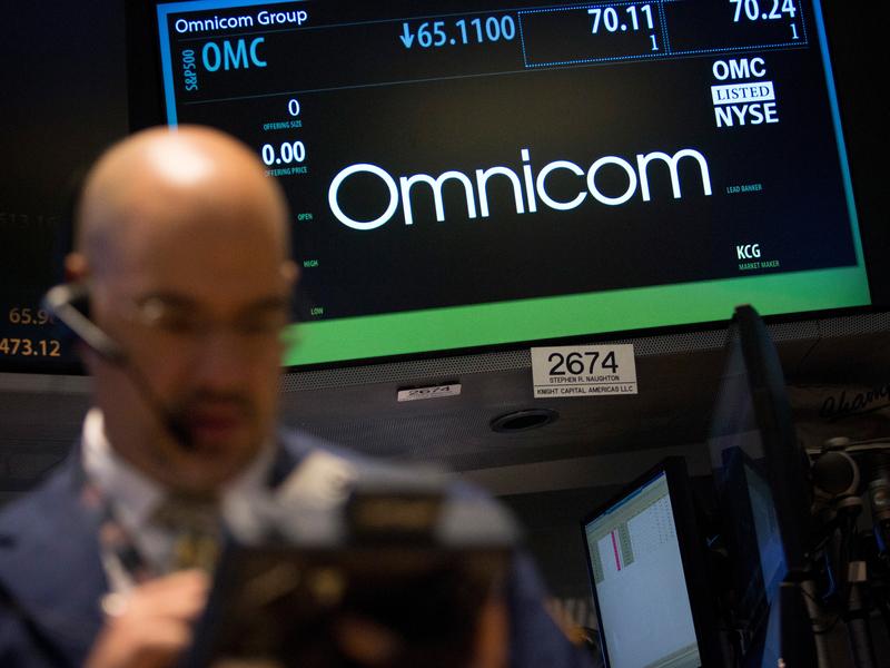 Omnicom Group shares fall on decline in second-quarter ... Omnicom Shares