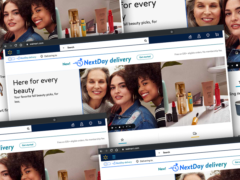 Walmart reports ad delays as it brings services in house