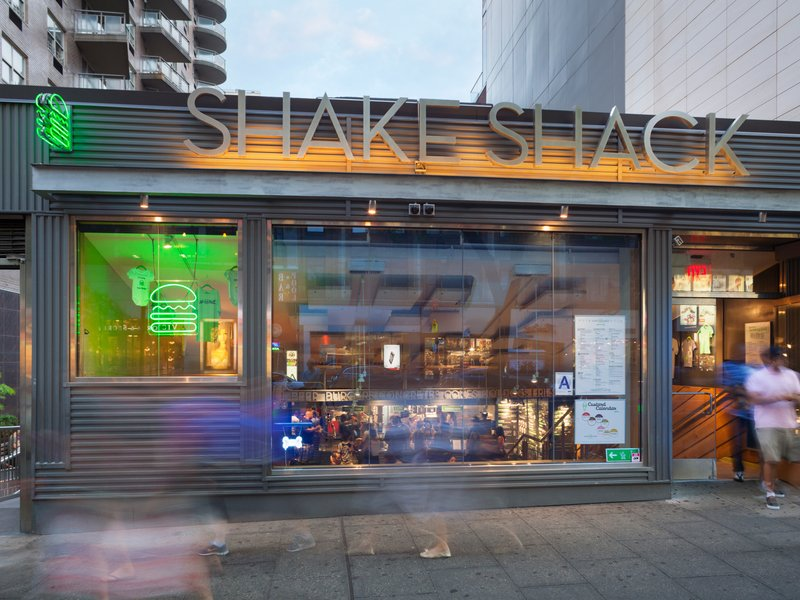 Shake Shack CMO is eager for the chain's 'next-generation veggie product'