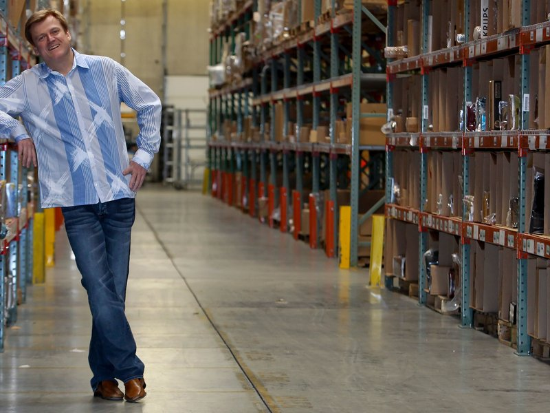 Overstock CEO Byrne resigns amid 'deep state' talk