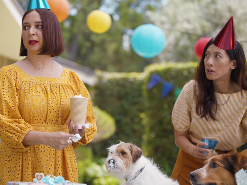 Watch the newest commercials on TV from Sling, Blue Moon, Amazon Prime Video and more