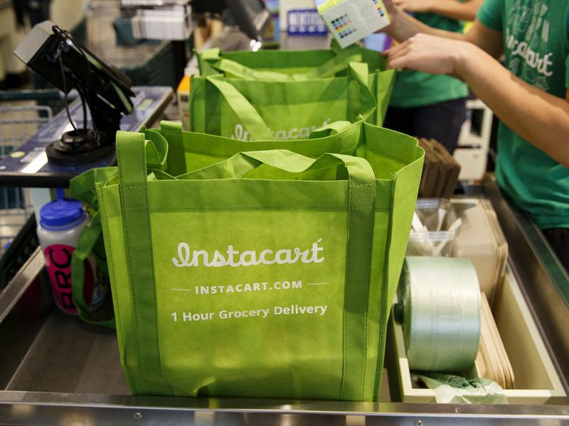 Amazon's top agency liaison departs for Instacart