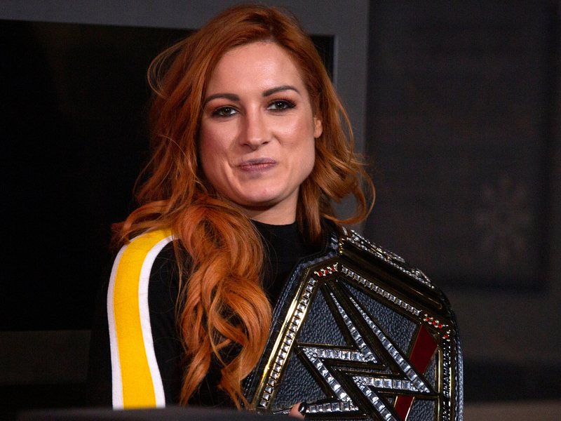 Fox, WWE land Progressive as presenting sponsor of 'Friday Night SmackDown'