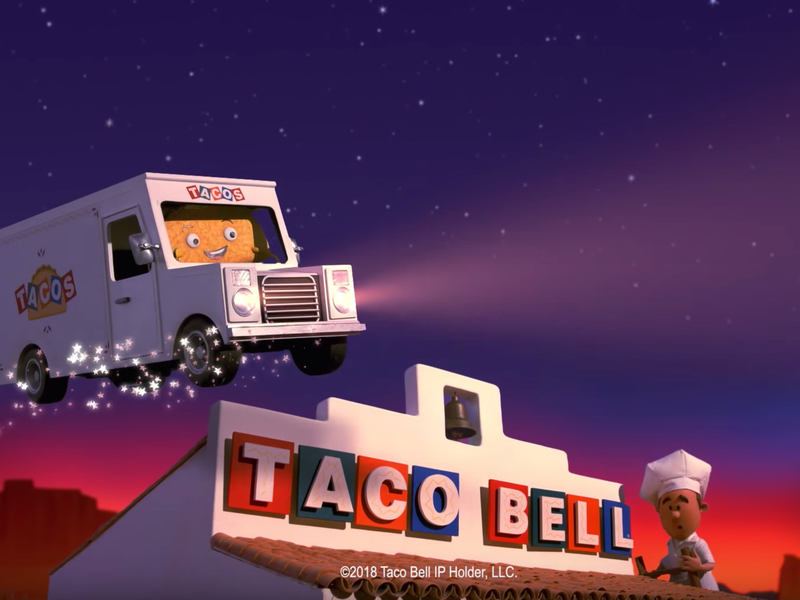 Watch the newest commercials on TV from Nationwide, Taco Bell, Chevron and more