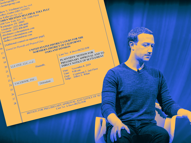 Facebook agrees to pay advertisers $40 million over inflated video stats