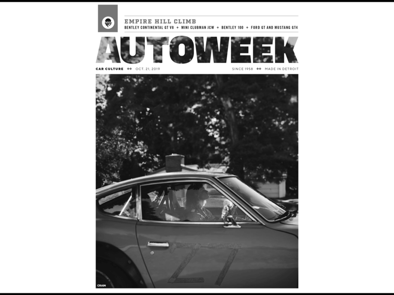 Hearst Magazines to operate Autoweek under license agreement