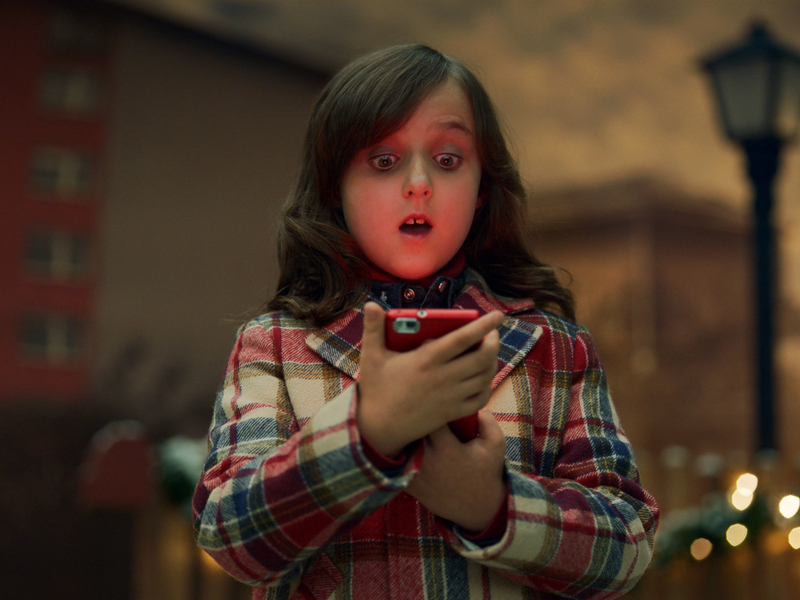 HP taps Michel Gondry to direct a (scary) modern-day version of the '12 Days of Christmas'